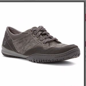 Merrell Albany lace up shoes in granite 8